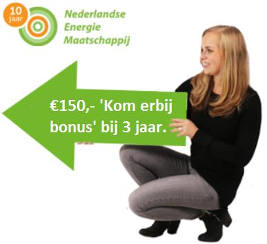 nle nederland energie actie